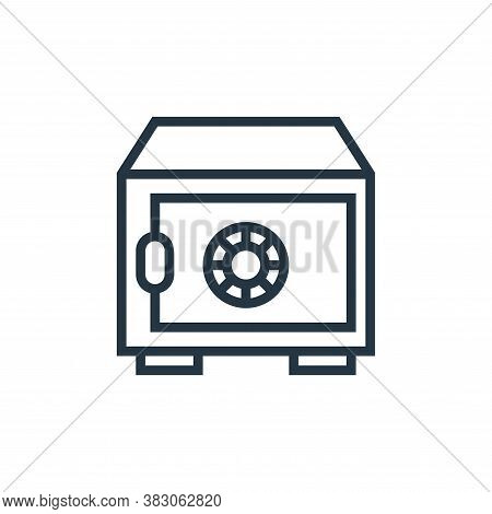 save icon isolated on white background from banking collection. save icon trendy and modern save sym