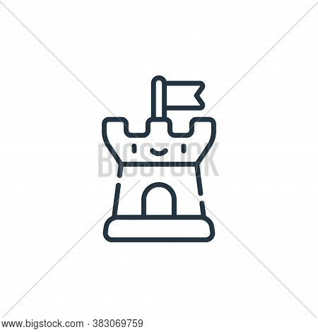 defense icon isolated on white background from cyber security collection. defense icon trendy and mo