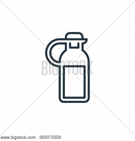 Vinegar Icon From Food And Drinks Allergy Collection Isolated On White Background.