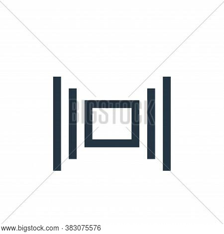 Multitask Icon From Interaction Collection Isolated On White Background.