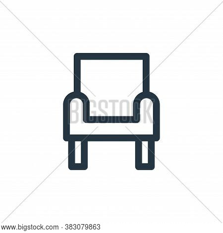 sofa icon isolated on white background from miscellaneous collection. sofa icon trendy and modern so