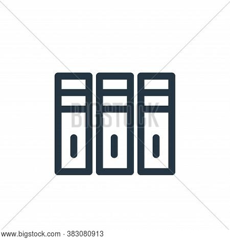 files icon isolated on white background from miscellaneous collection. files icon trendy and modern