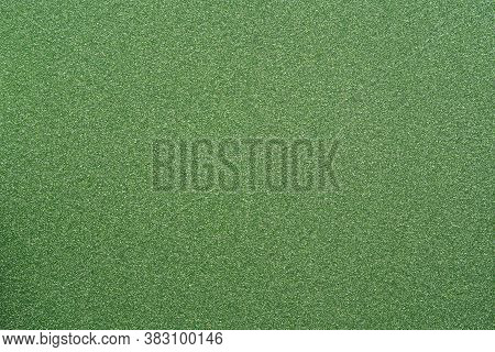 Green Glitter Texture Background - Abstract Textured Pattern