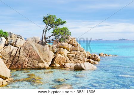 Costa Smeralda Beach