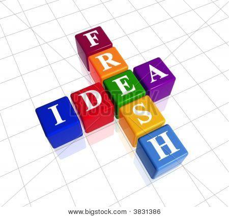 Fresh Idea Like Crossword