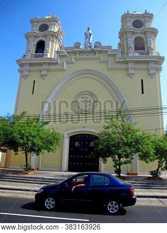Lima / Peru - 30 Apr 2011: The Church In Lima City, Peru, South America
