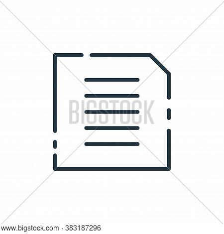 new icon isolated on white background from user interface collection. new icon trendy and modern new