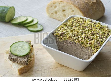 Pate From Chicken Liver