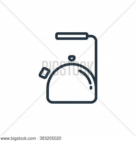 kettle icon isolated on white background from kitchen collection. kettle icon trendy and modern kett