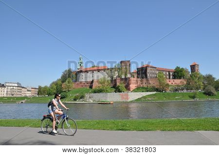 Royal Castle Of Cracow, Poland