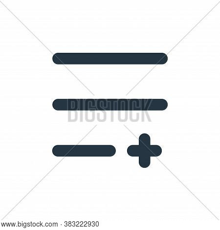 add list icon isolated on white background from user interface collection. add list icon trendy and