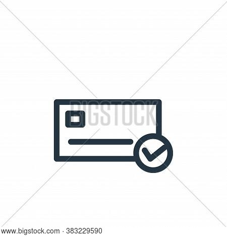 card icon isolated on white background from shopping collection. card icon trendy and modern card sy