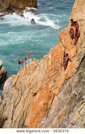 Acapulco Cliff Divers