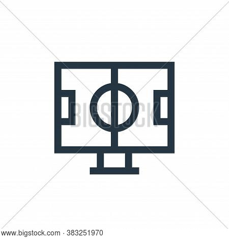 match icon isolated on white background from esports collection. match icon trendy and modern match
