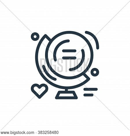 equality icon isolated on white background from women day collection. equality icon trendy and moder