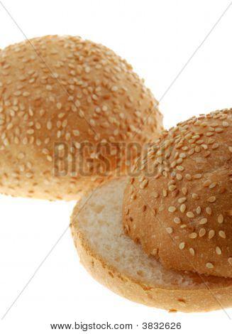 Bun For Sandwich Cut