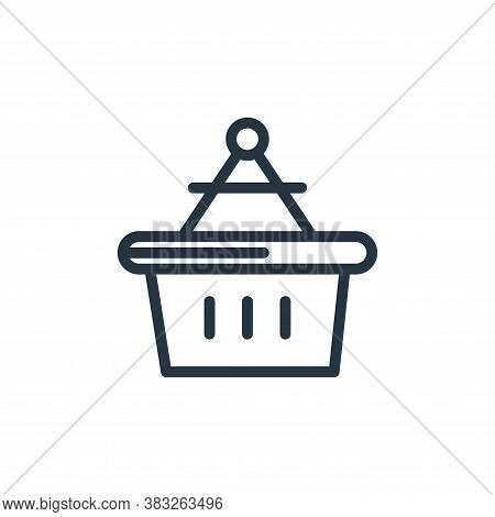 supermarket icon isolated on white background from water park collection. supermarket icon trendy an