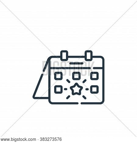 party icon isolated on white background from event collection. party icon trendy and modern party sy