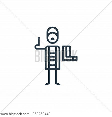 designer icon isolated on white background from graphic design collection. designer icon trendy and