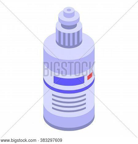 Antivirus Disinfection Icon. Isometric Of Antivirus Disinfection Vector Icon For Web Design Isolated