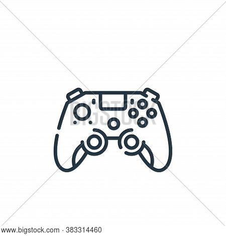 game icon isolated on white background from esports collection. game icon trendy and modern game sym