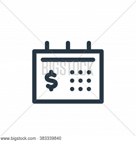 investor icon isolated on white background from investment collection. investor icon trendy and mode