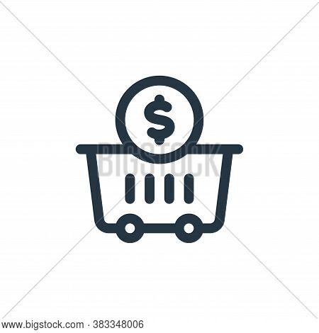 mine icon isolated on white background from investment collection. mine icon trendy and modern mine
