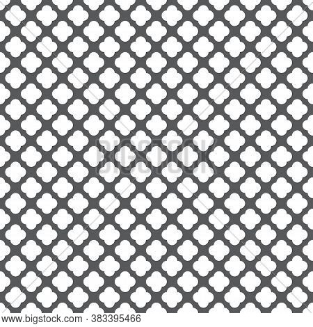 Seamless Pattern. Modern Simple Texture. Regularly Repeating Geometrical Linear Ornament. Abstract T
