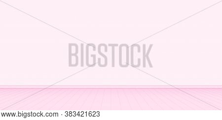 Empty Wall Room Pink Pastel Color, Wall Interior Of House Living Room, Interior Wall Blank Space, In