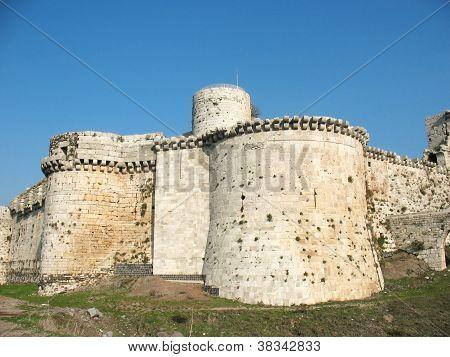 Medieval Crusaders Fortress