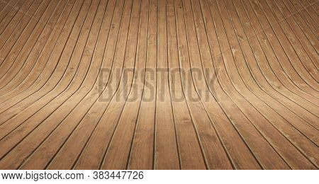 3d Illustration Light Wood Grain Background With Old Natural Pattern Or Old Wood Texture On Table Gr