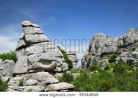 Impressive Karst Landscape
