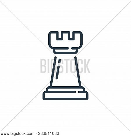 strategy icon isolated on white background from seo and marketing collection. strategy icon trendy a