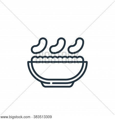 snack icon isolated on white background from celebration collection. snack icon trendy and modern sn