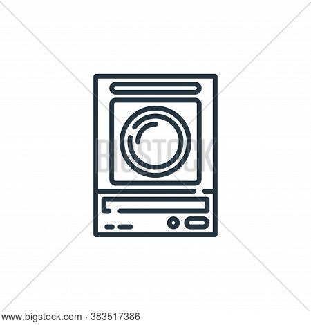 dvd icon isolated on white background from hardware collection. dvd icon trendy and modern dvd symbo
