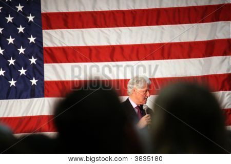 Mr Bill Clinton
