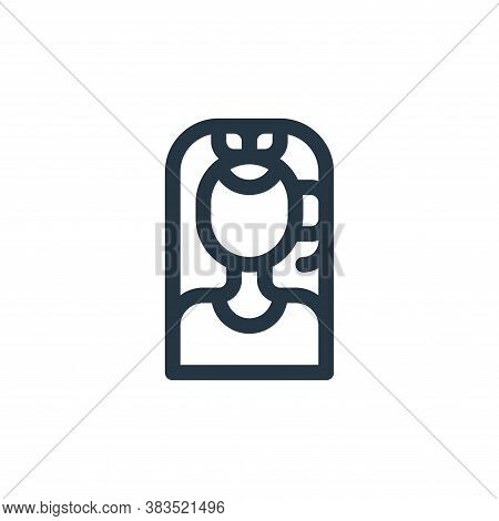 call center icon isolated on white background from call center collection. call center icon trendy a