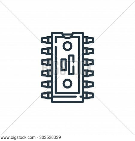 rom icon isolated on white background from hardware collection. rom icon trendy and modern rom symbo