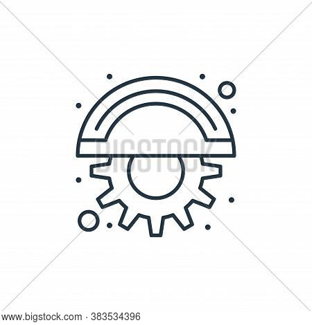 blade icon isolated on white background from labour day collection. blade icon trendy and modern bla