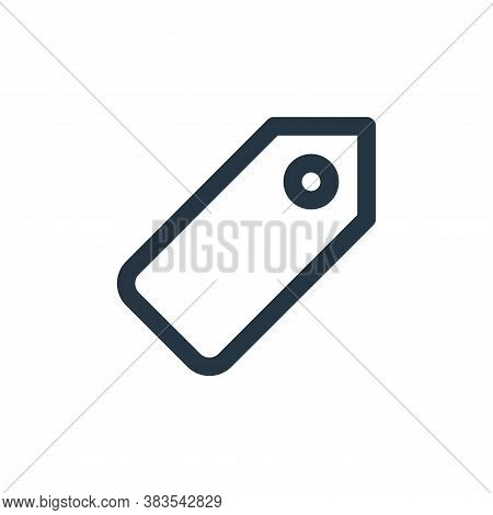promotion icon isolated on white background from email ui collection. promotion icon trendy and mode