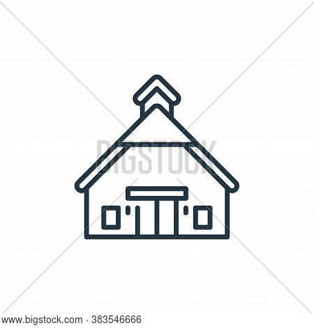 farm icon isolated on white background from holland collection. farm icon trendy and modern farm sym