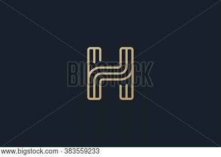 H Logo, H Logo Design, Initial H Logo, Circle H Logo, Real Estate Logo, Letter H Logo, H design . H logo, H logo design, H initial logo, H circle logo, H real estate logo, H logo, H creative logo, H inspiring H logo, H company logo