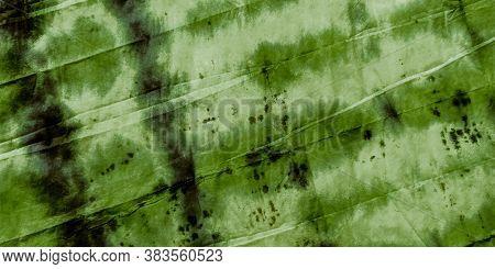 Stripes Nautical. Green Water Color Line. Khaki Watercolor Strips. Stripes Waves Pattern.  Brightstr