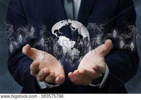 The Concept Of Human Resources Support In The Global Global Network.