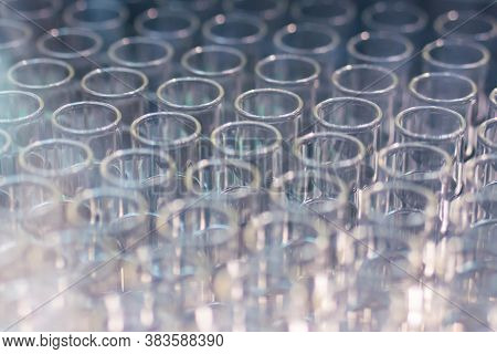 Pharma Industry, Science, Medicine, Experiment, Chemistry, Research And Healthcare Concept. Medical
