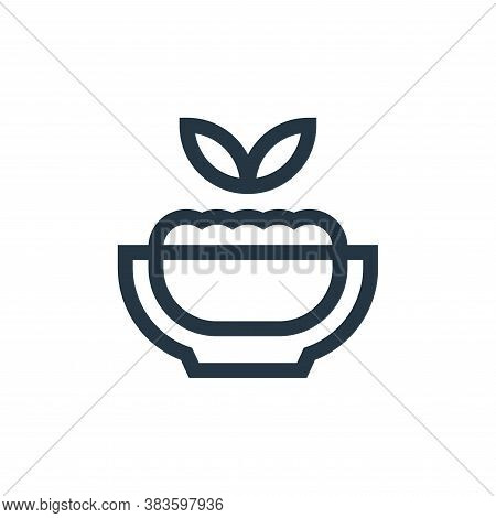 healthy icon isolated on white background from baby shower collection. healthy icon trendy and moder