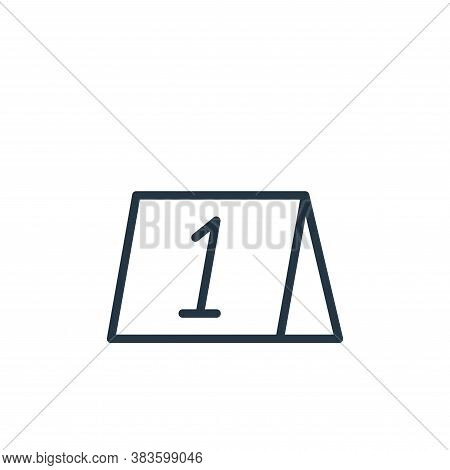 crime scene icon isolated on white background from crime collection. crime scene icon trendy and mod