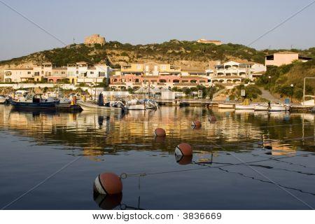Mediterranean Sea-Port