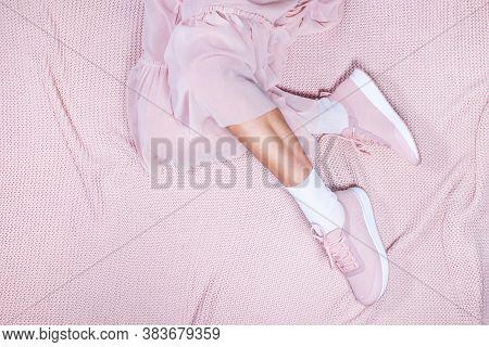 Elegant Slim Girl Light Transparent Cipher Skirt