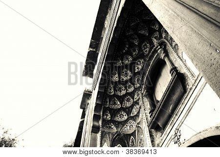 Entrance Safdarjung Tomb